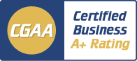 cgaa certified business